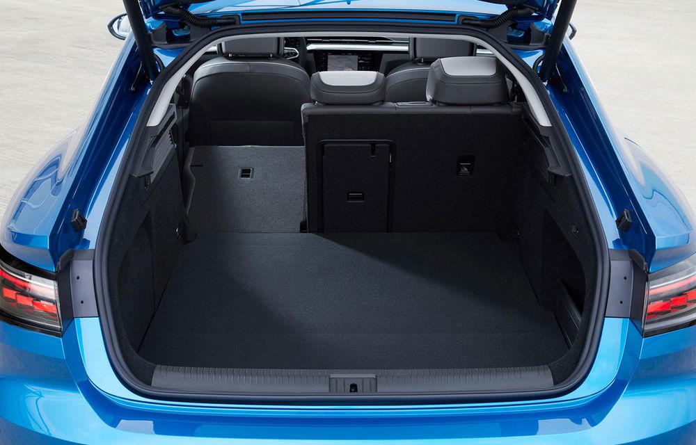 Volkswagen prezintă Arteon facelift și primul Arteon Shooting Brake: gama include o variantă plug-in hybrid de 218 CP și versiune de performanță de 320 CP - Poza 47