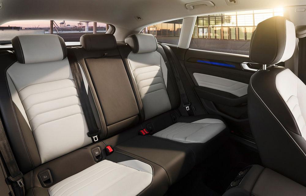 Volkswagen prezintă Arteon facelift și primul Arteon Shooting Brake: gama include o variantă plug-in hybrid de 218 CP și versiune de performanță de 320 CP - Poza 95