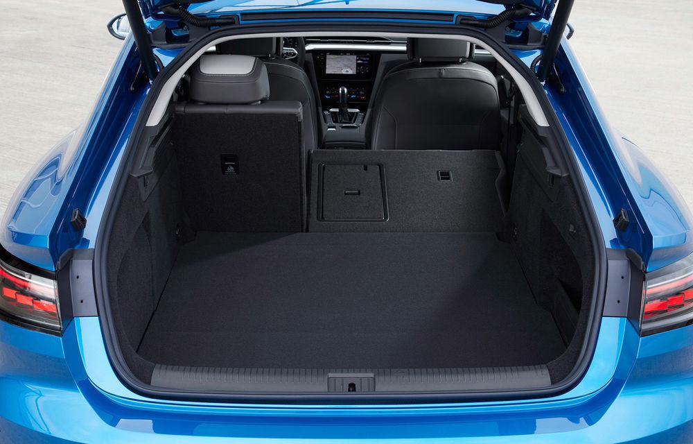 Volkswagen prezintă Arteon facelift și primul Arteon Shooting Brake: gama include o variantă plug-in hybrid de 218 CP și versiune de performanță de 320 CP - Poza 48
