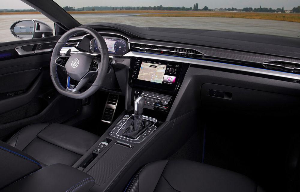 Volkswagen prezintă Arteon facelift și primul Arteon Shooting Brake: gama include o variantă plug-in hybrid de 218 CP și versiune de performanță de 320 CP - Poza 68