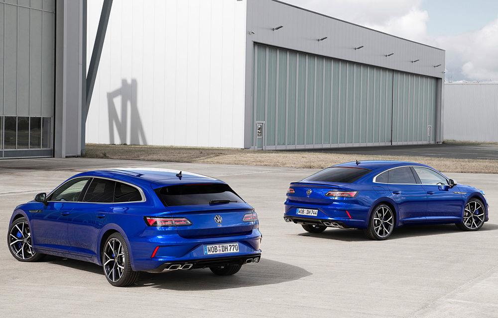 Volkswagen prezintă Arteon facelift și primul Arteon Shooting Brake: gama include o variantă plug-in hybrid de 218 CP și versiune de performanță de 320 CP - Poza 61