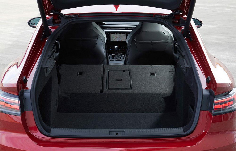 Volkswagen prezintă Arteon facelift și primul Arteon Shooting Brake: gama include o variantă plug-in hybrid de 218 CP și versiune de performanță de 320 CP - Poza 25
