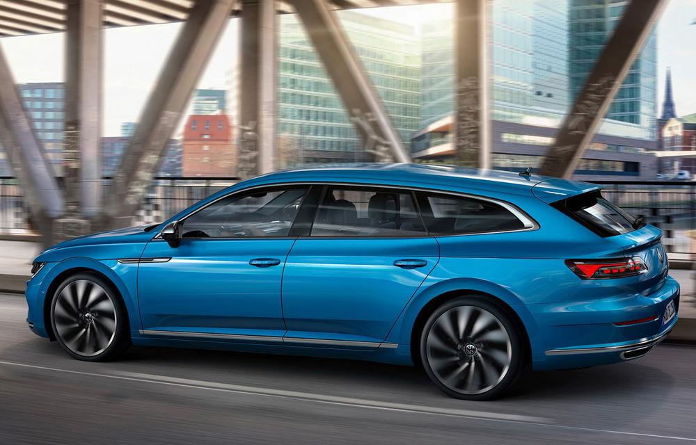Volkswagen prezintă Arteon facelift și primul Arteon Shooting Brake: gama include o variantă plug-in hybrid de 218 CP și versiune de performanță de 320 CP - Poza 85