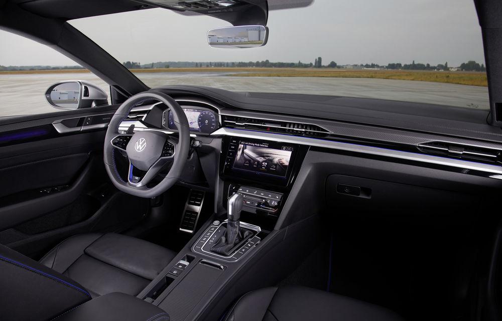 Volkswagen prezintă Arteon facelift și primul Arteon Shooting Brake: gama include o variantă plug-in hybrid de 218 CP și versiune de performanță de 320 CP - Poza 134
