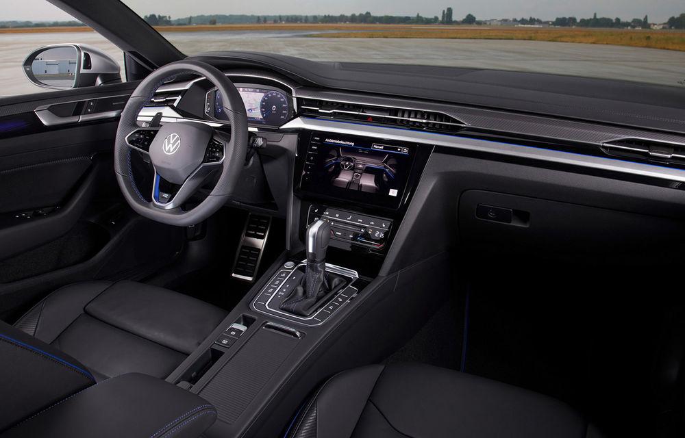 Volkswagen prezintă Arteon facelift și primul Arteon Shooting Brake: gama include o variantă plug-in hybrid de 218 CP și versiune de performanță de 320 CP - Poza 67