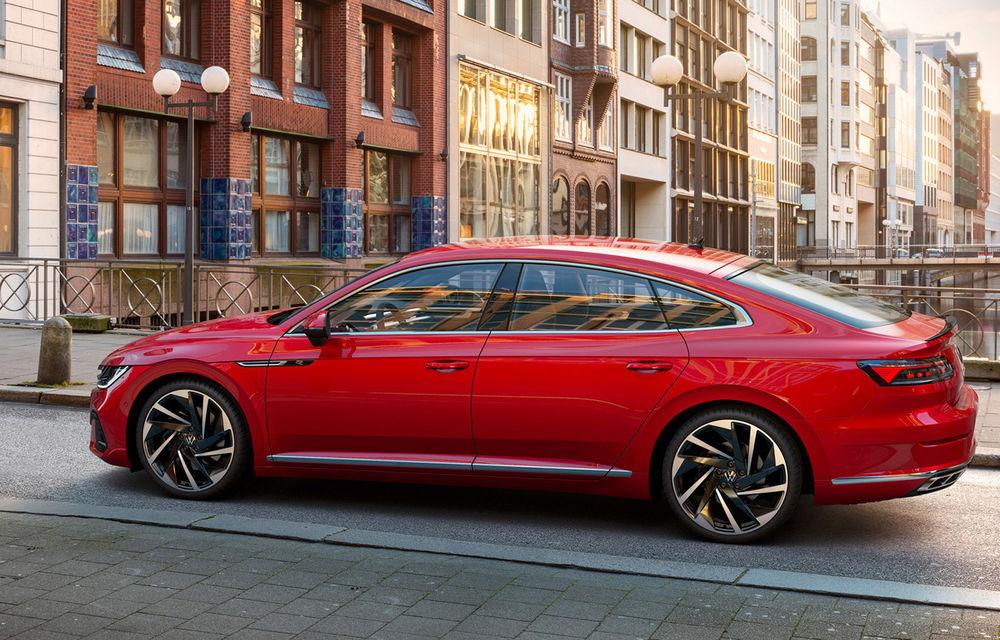 Volkswagen prezintă Arteon facelift și primul Arteon Shooting Brake: gama include o variantă plug-in hybrid de 218 CP și versiune de performanță de 320 CP - Poza 4