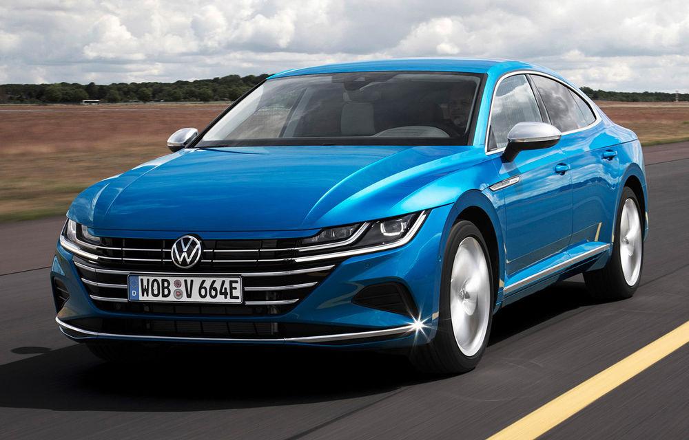 Volkswagen prezintă Arteon facelift și primul Arteon Shooting Brake: gama include o variantă plug-in hybrid de 218 CP și versiune de performanță de 320 CP - Poza 39