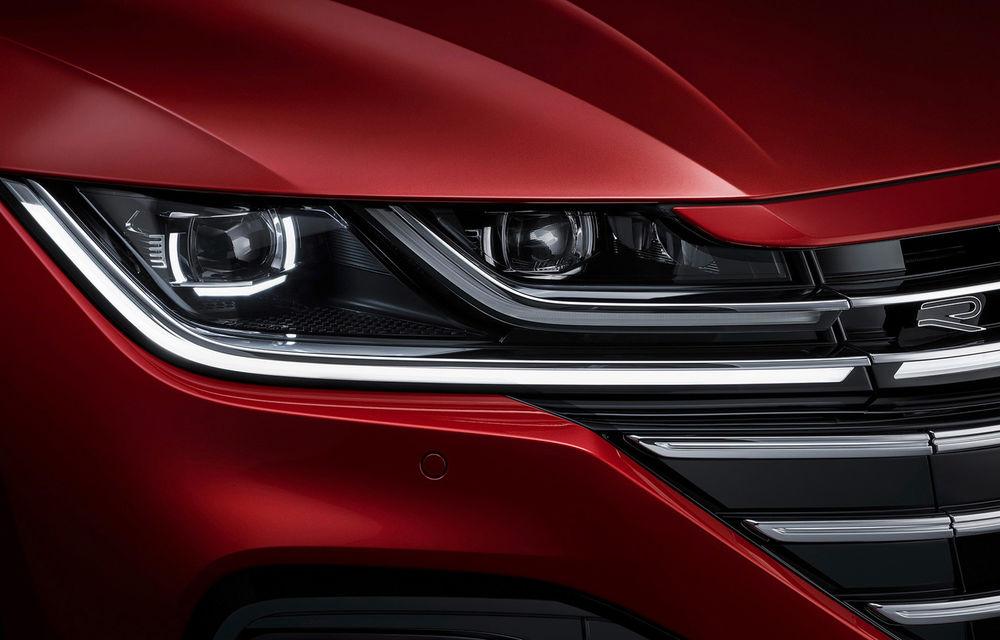 Volkswagen prezintă Arteon facelift și primul Arteon Shooting Brake: gama include o variantă plug-in hybrid de 218 CP și versiune de performanță de 320 CP - Poza 20