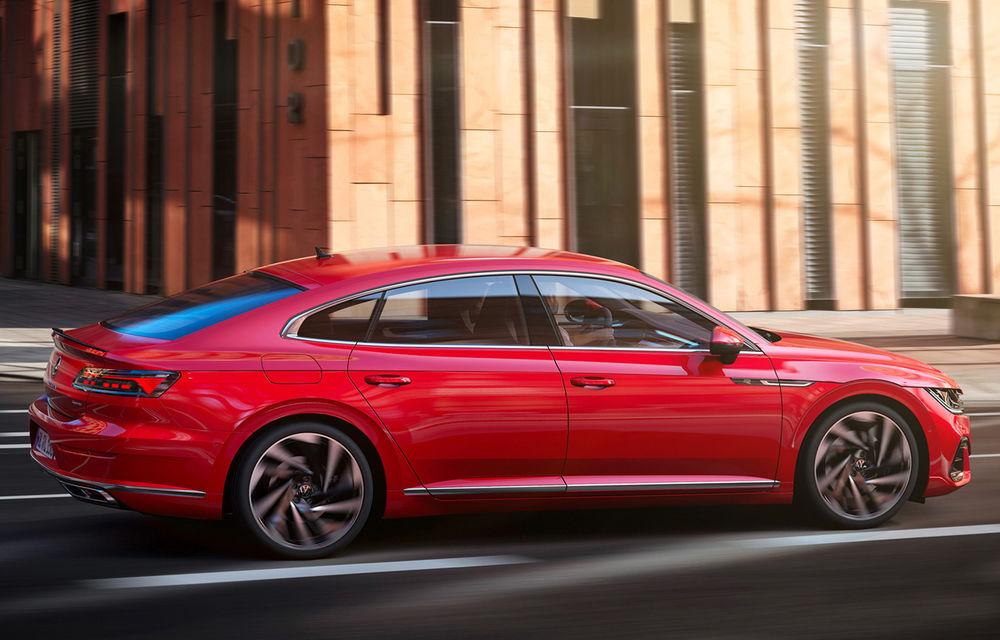 Volkswagen prezintă Arteon facelift și primul Arteon Shooting Brake: gama include o variantă plug-in hybrid de 218 CP și versiune de performanță de 320 CP - Poza 5