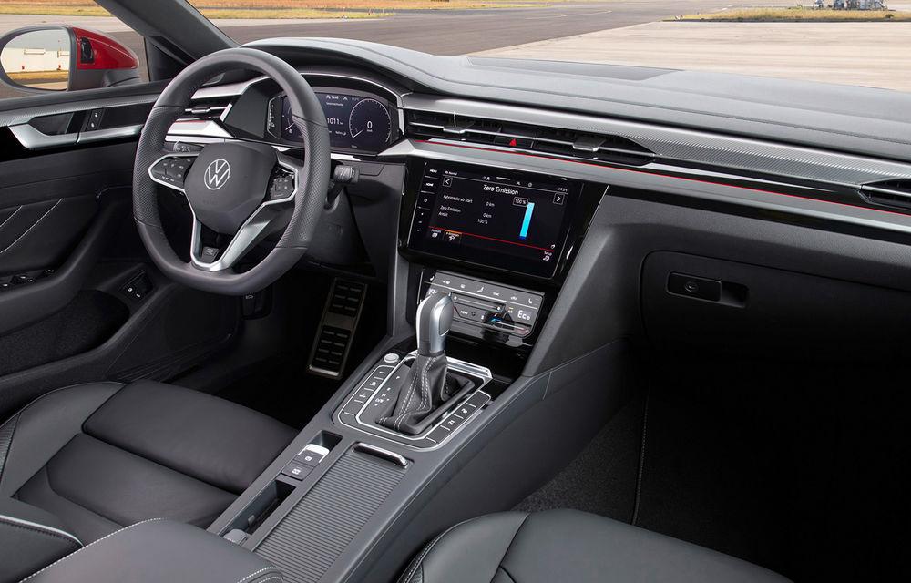 Volkswagen prezintă Arteon facelift și primul Arteon Shooting Brake: gama include o variantă plug-in hybrid de 218 CP și versiune de performanță de 320 CP - Poza 113