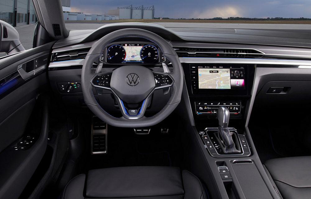 Volkswagen prezintă Arteon facelift și primul Arteon Shooting Brake: gama include o variantă plug-in hybrid de 218 CP și versiune de performanță de 320 CP - Poza 71