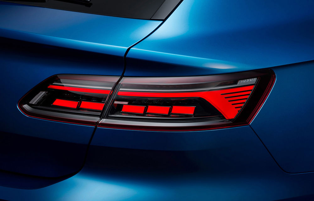 Volkswagen prezintă Arteon facelift și primul Arteon Shooting Brake: gama include o variantă plug-in hybrid de 218 CP și versiune de performanță de 320 CP - Poza 94