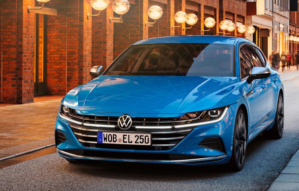 Volkswagen prezintă Arteon facelift și primul Arteon Shooting Brake: gama include o variantă plug-in hybrid de 218 CP și versiune de performanță de 320 CP - Poza 84