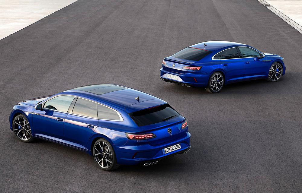 Volkswagen prezintă Arteon facelift și primul Arteon Shooting Brake: gama include o variantă plug-in hybrid de 218 CP și versiune de performanță de 320 CP - Poza 64