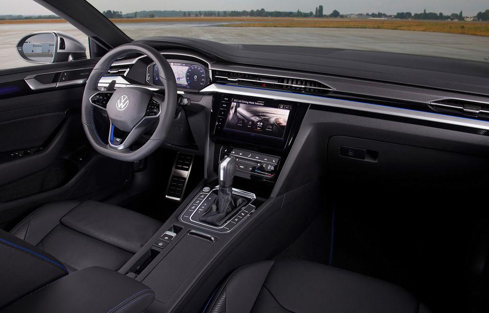 Volkswagen prezintă Arteon facelift și primul Arteon Shooting Brake: gama include o variantă plug-in hybrid de 218 CP și versiune de performanță de 320 CP - Poza 66