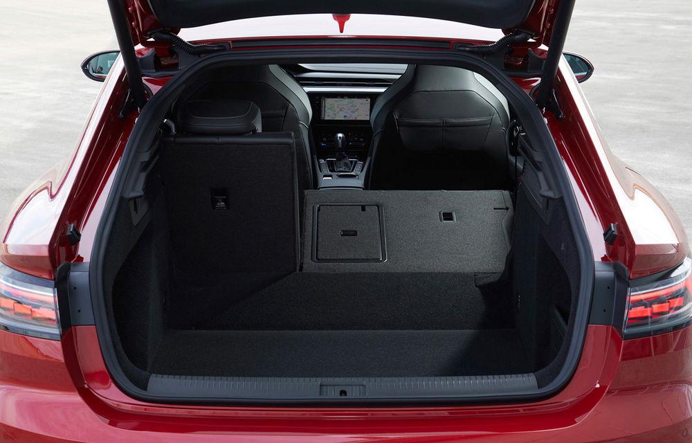 Volkswagen prezintă Arteon facelift și primul Arteon Shooting Brake: gama include o variantă plug-in hybrid de 218 CP și versiune de performanță de 320 CP - Poza 38