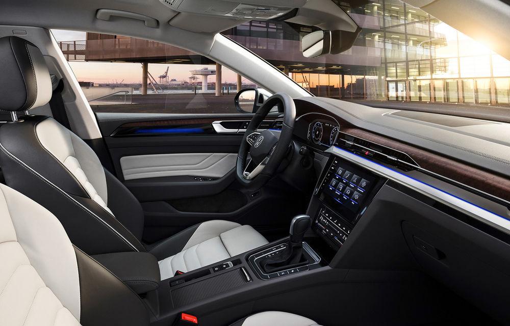 Volkswagen prezintă Arteon facelift și primul Arteon Shooting Brake: gama include o variantă plug-in hybrid de 218 CP și versiune de performanță de 320 CP - Poza 97
