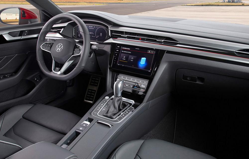 Volkswagen prezintă Arteon facelift și primul Arteon Shooting Brake: gama include o variantă plug-in hybrid de 218 CP și versiune de performanță de 320 CP - Poza 114