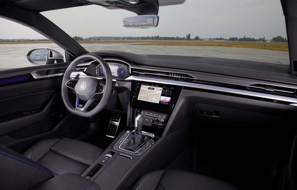 Volkswagen prezintă Arteon facelift și primul Arteon Shooting Brake: gama include o variantă plug-in hybrid de 218 CP și versiune de performanță de 320 CP - Poza 132