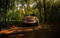 Test drive Land Rover Defender