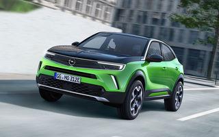 Opel prezintă noul Mokka-e: versiunea electrică a SUV-ului german are 136 CP și autonomie de până la 322 de kilometri