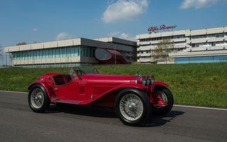 Sărbătoare în Italia: Alfa Romeo împlinește 110 ani de la înființare