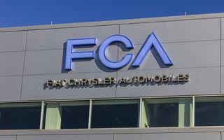 Oficial: Italia a aprobat garanții de stat pentru un credit de 6.3 miliarde de euro acordat grupului Fiat-Chrysler