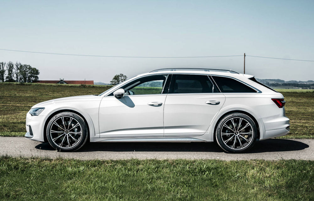 ABT a pregătit pachete de performanță pentru Audi A6 Allroad: versiune pe benzină cu 408 CP și variante diesel cu până la  384 CP - Poza 2