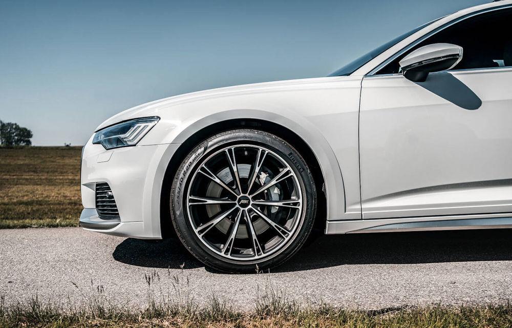 ABT a pregătit pachete de performanță pentru Audi A6 Allroad: versiune pe benzină cu 408 CP și variante diesel cu până la  384 CP - Poza 3