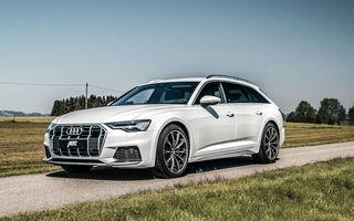 ABT a pregătit pachete de performanță pentru Audi A6 Allroad: versiune pe benzină cu 408 CP și variante diesel cu până la  384 CP