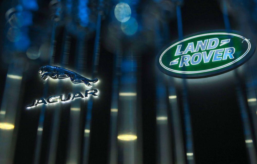 """""""Project Zeus"""": Jaguar Land Rover vrea să dezvolte un SUV electric alimentat cu hidrogen - Poza 1"""