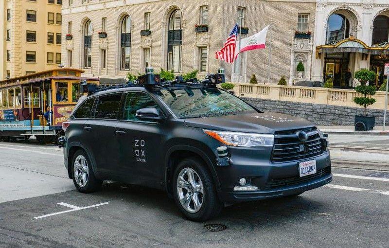 Amazon vrea să cumpere o companie americană ce dezvoltă vehicule autonome: un miliard de dolari pentru start-up-ul Zoox - Poza 1