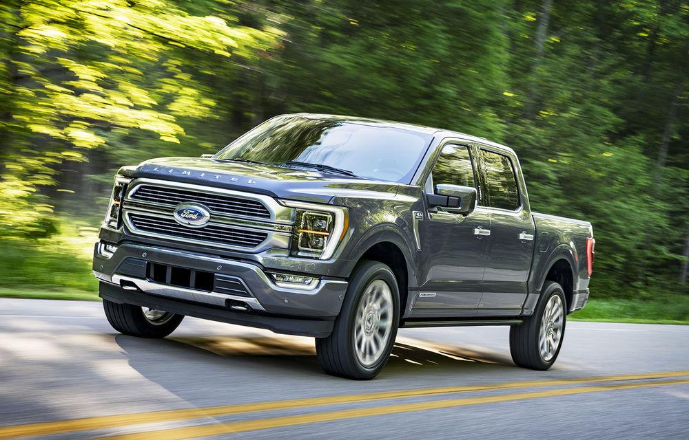 Ford F-150: cea mai vândută mașină din SUA ajunge la a 14-a generație - Poza 1