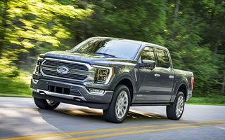 Ford F-150: cea mai vândută mașină din SUA ajunge la a 14-a generație