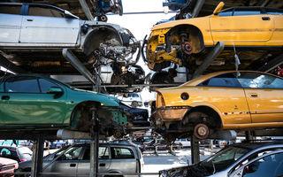 Proiect de lege pentru Rabla și Rabla Plus: bonus de 1.000 de lei pentru mașinile produse în România și bugete mai mari