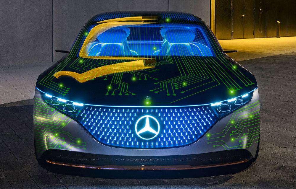 Daimler și Nvidia vor colabora pentru dezvoltarea unor sisteme dedicate mașinilor autonome: tehnologia va fi lansată în 2024 - Poza 1