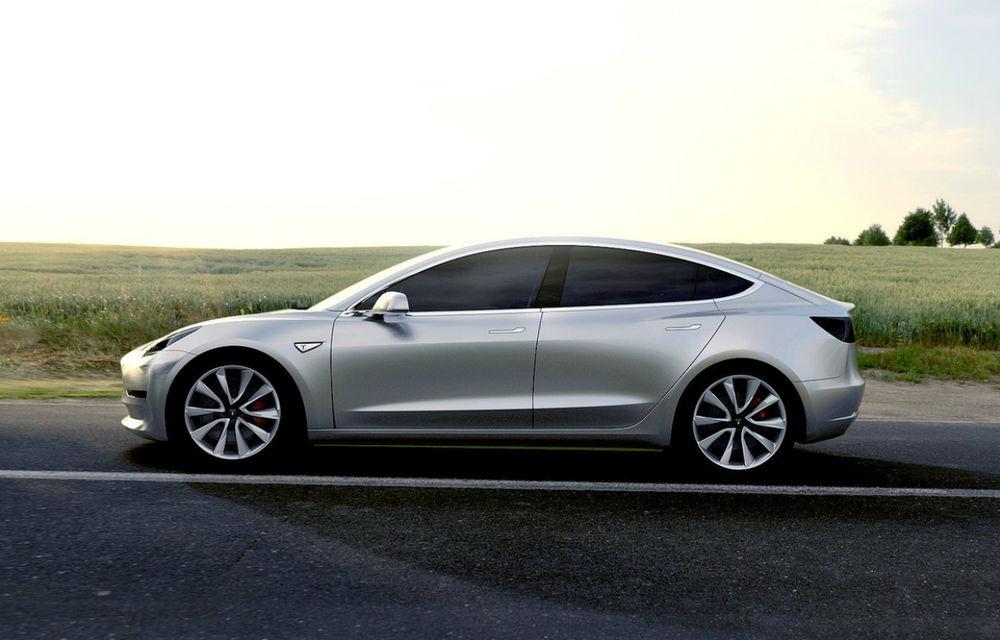 """Elon Musk, apel către angajații Tesla: """"Dați totul pentru fiecare mașină produsă, suntem aproape de pragul de rentabilitate"""" - Poza 1"""