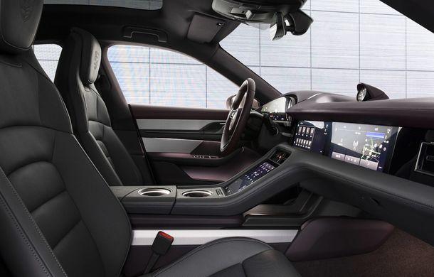"""Porsche Taycan are o nouă versiune de bază în China: modelul electric va fi disponibil în varianta simplă """"Taycan"""" și va avea o autonomie de până la 490 de kilometri - Poza 12"""