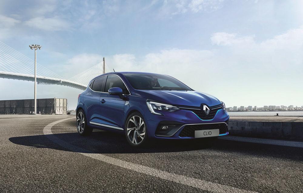 Renault Clio, cea mai vândută mașină în Europa în luna mai: Dacia Sandero ocupă poziția a patra, iar Duster este pe opt - Poza 1