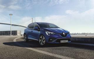 Renault Clio, cea mai vândută mașină în Europa în luna mai: Dacia Sandero ocupă poziția a patra, iar Duster este pe opt