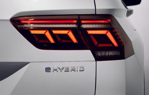 Volkswagen a prezentat Tiguan facelift: SUV-ul compact are versiune plug-in hybrid cu autonomie de până la 50 de kilometri și variantă de performanță cu 320 CP - Poza 26