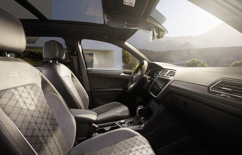 Volkswagen a prezentat Tiguan facelift: SUV-ul compact are versiune plug-in hybrid cu autonomie de până la 50 de kilometri și variantă de performanță cu 320 CP - Poza 34