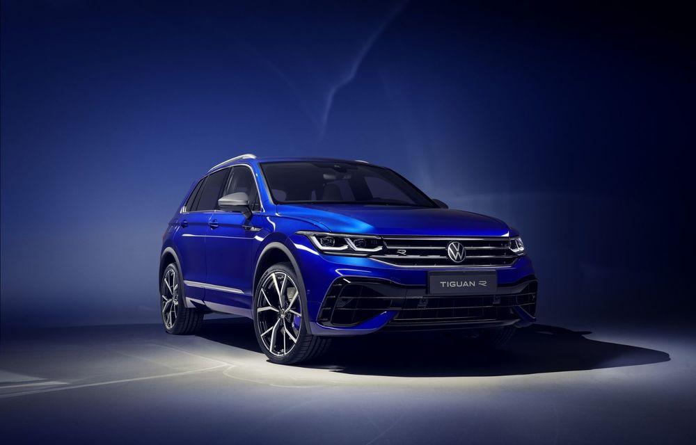 Volkswagen a prezentat Tiguan facelift: SUV-ul compact are versiune plug-in hybrid cu autonomie de până la 50 de kilometri și variantă de performanță cu 320 CP - Poza 18
