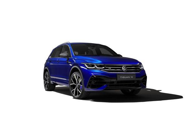 Volkswagen a prezentat Tiguan facelift: SUV-ul compact are versiune plug-in hybrid cu autonomie de până la 50 de kilometri și variantă de performanță cu 320 CP - Poza 19