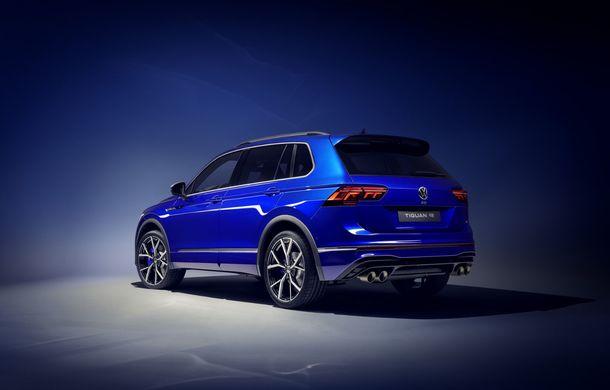 Volkswagen a prezentat Tiguan facelift: SUV-ul compact are versiune plug-in hybrid cu autonomie de până la 50 de kilometri și variantă de performanță cu 320 CP - Poza 20