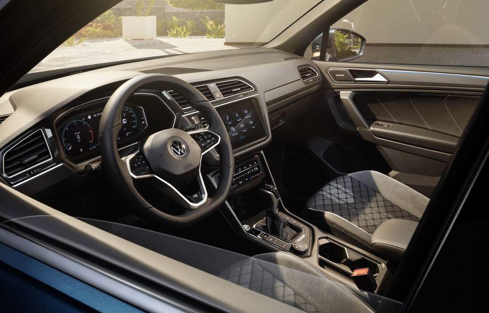 Volkswagen a prezentat Tiguan facelift: SUV-ul compact are versiune plug-in hybrid cu autonomie de până la 50 de kilometri și variantă de performanță cu 320 CP - Poza 29