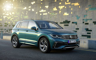Volkswagen a prezentat Tiguan facelift: SUV-ul compact are versiune plug-in hybrid cu autonomie de până la 50 de kilometri și variantă de performanță cu 320 CP