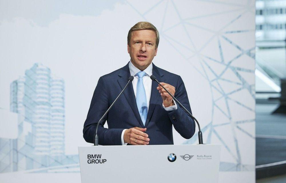"""BMW vrea să folosească doar energie regenerabilă în producția de baterii pentru mașini electrice: """"Avem o înțelegere cu toți furnizorii noștri"""" - Poza 1"""