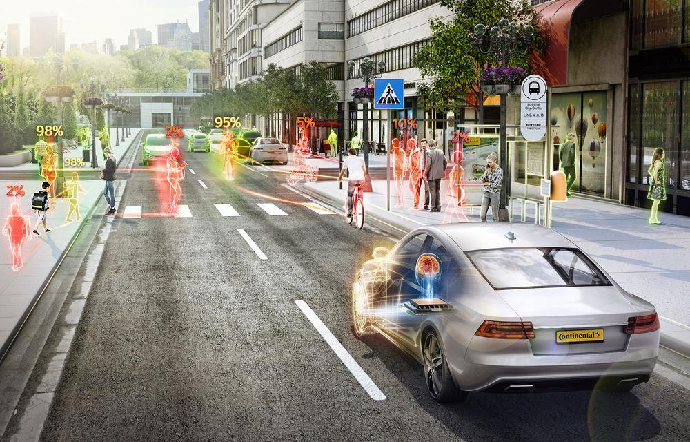 Continental continuă proiectul de dezvoltare de sisteme autonome pentru mediul urban: inginerii și studenții din Iași sunt implicați în proiect - Poza 1