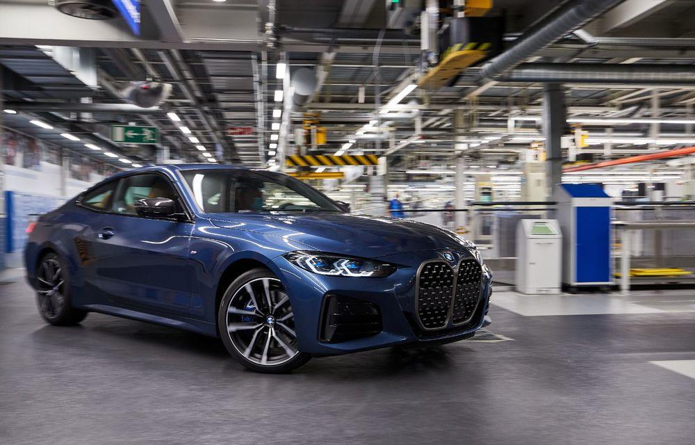 BMW a început producția modelelor Seria 4, Seria 5 facelift și Seria 6 GT facelift la uzina din Dingolfing - Poza 13